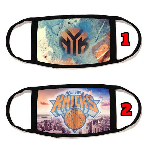 2 PACKS New York Knicks face mask face cover  reus